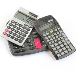 Calc Sheng TS-8825B 12 Digitos