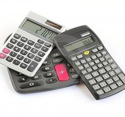 Calc Sheng KD 9838 8 Digitos